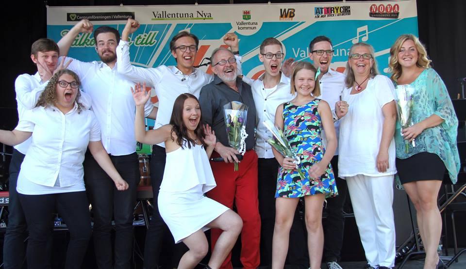 Vallentunas Allsångsorkester